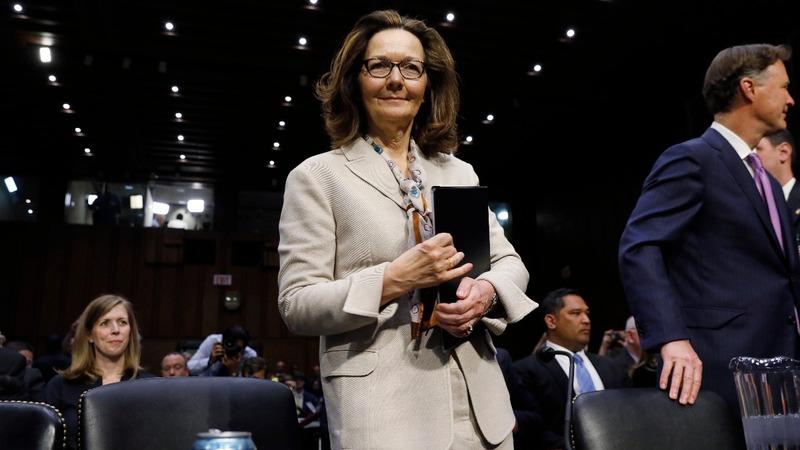 Haspel on pace for CIA, despite McCain blast