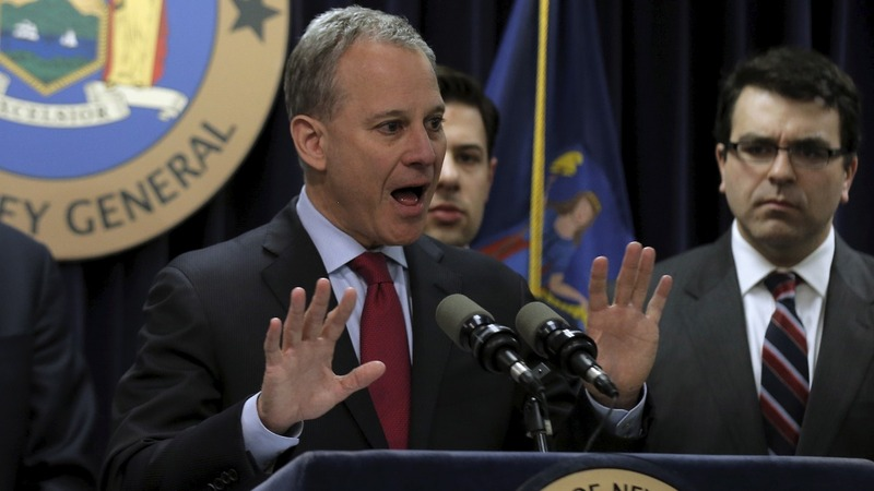 New York names new AG after Schneiderman resigns