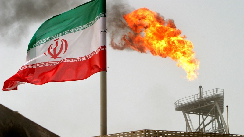 Oil prices return to 3.5 year high over Iran