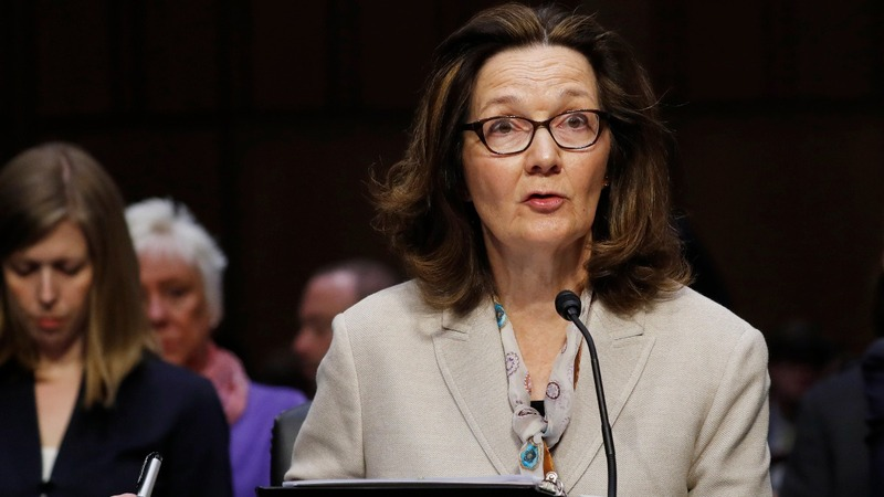 VERBATIM: Haspel vows no CIA interrogations