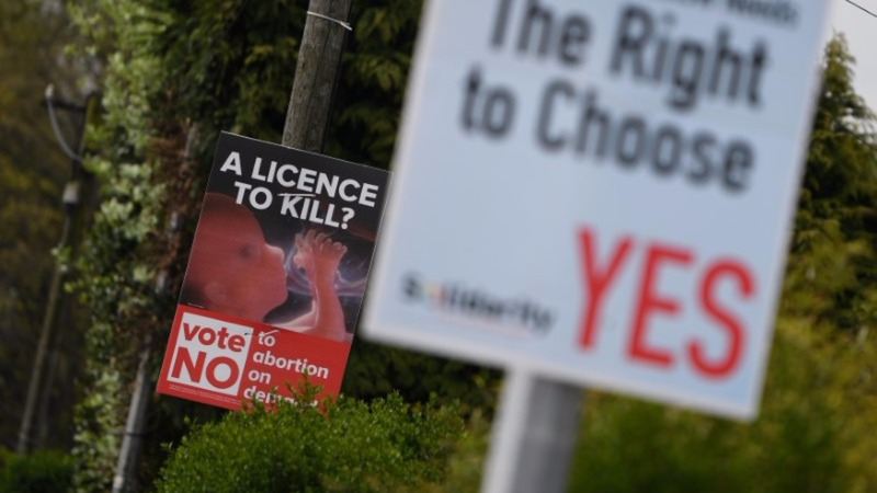 Irish women open up about abortion before vote