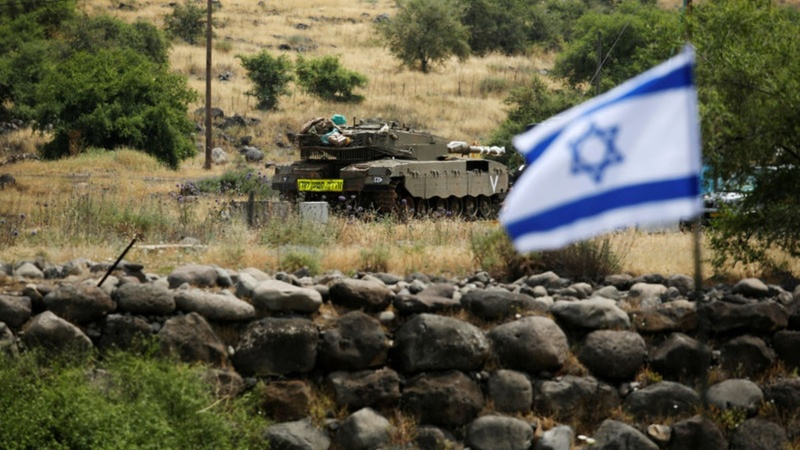 Iran targets Israel from Syria, Israel responds