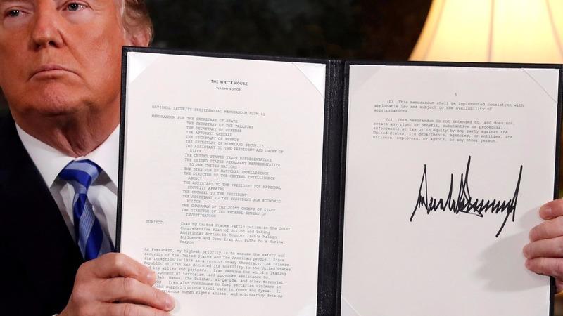Pompeo set to immediately pursue Iran talks
