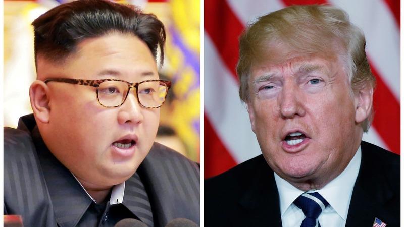 Trump-Kim to meet in Singapore in June