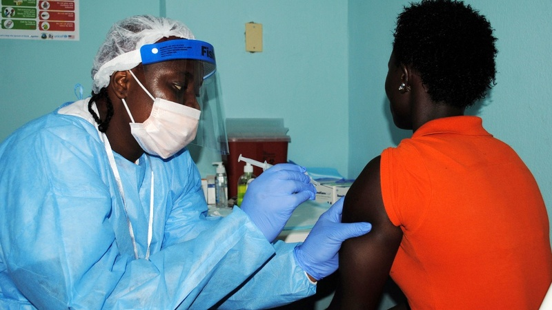 Experimental vaccine could tackle Ebola outbreak
