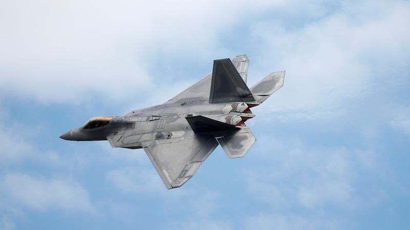 Fighter jets intercept Russian bombers near Alaska