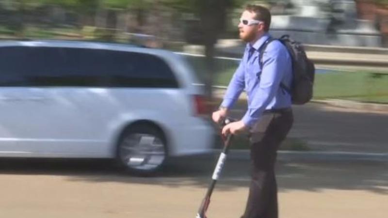 Washington embraces motorized scooters