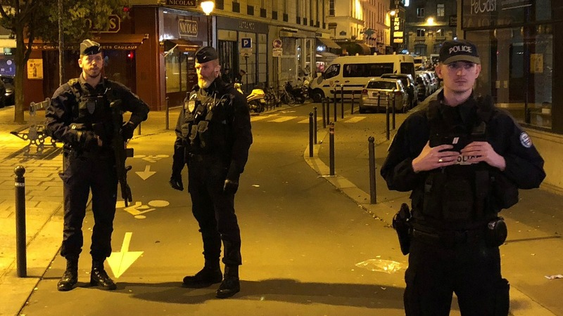 At least one killed by Paris knife attacker