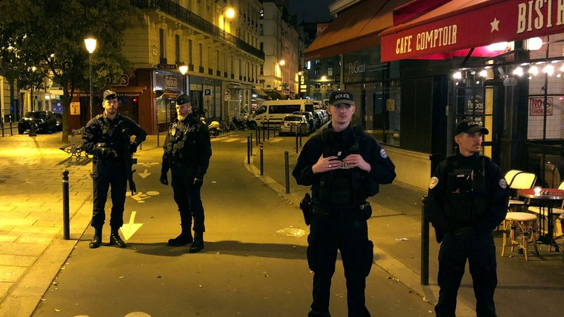 Paris attacker was Frenchman born in Chechnya