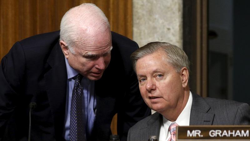 Graham: White House should condemn McCain 'joke'