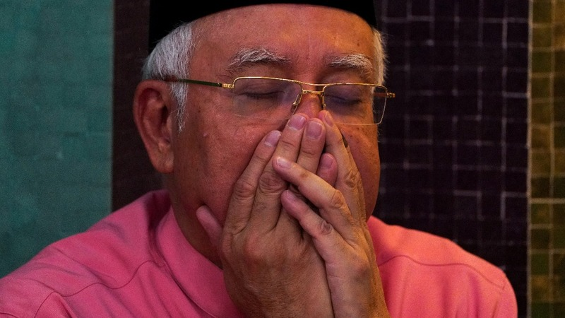 Reports filed against Malaysia's ousted leader