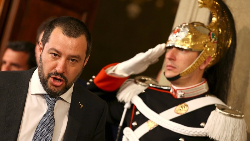 Radical coalition readies to take helm in Italy