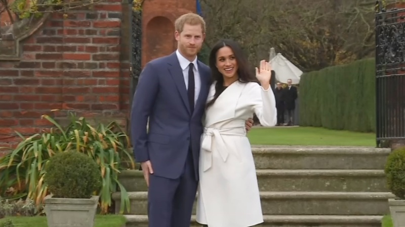 Who actually cares about the royal wedding?
