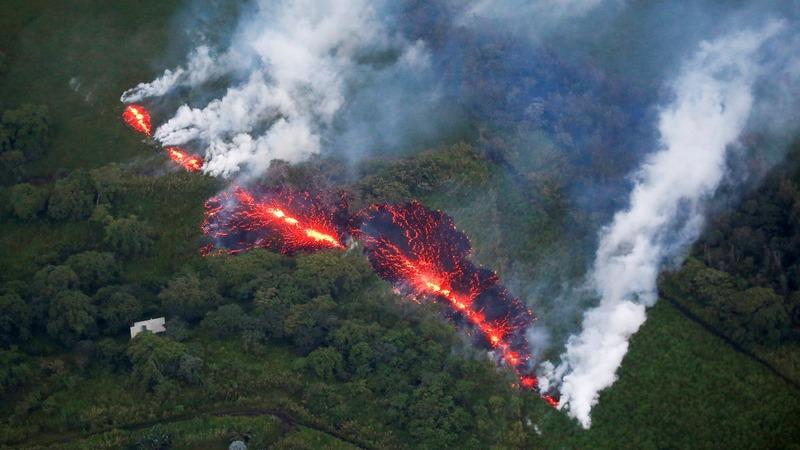 Bracing for a big explosion in Hawaii's Kilauea