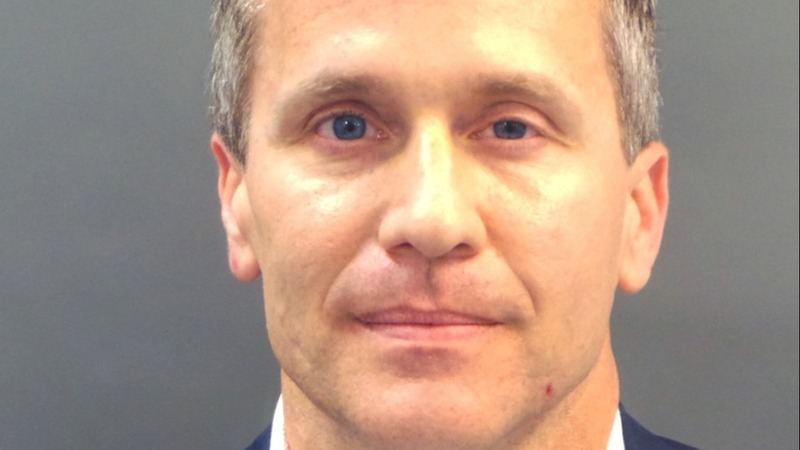 Criminal charge dropped for Missouri Gov. Greitens