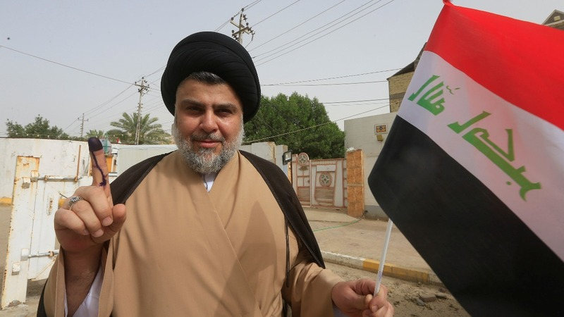 Iraq's election outcome set to challenge Iran