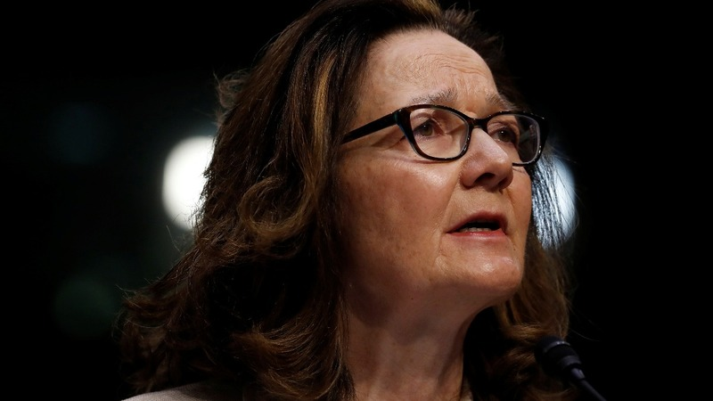 Haspel denounces torture, wins over key Dem