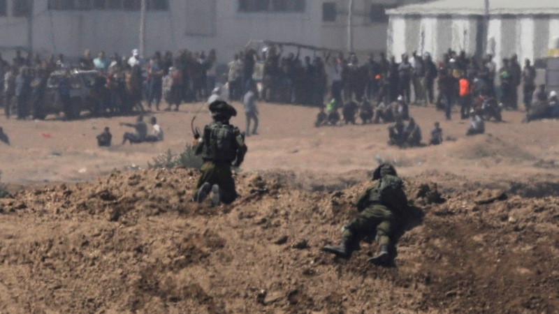 U.S. lauds Israel's 'restraint' in Gaza clashes