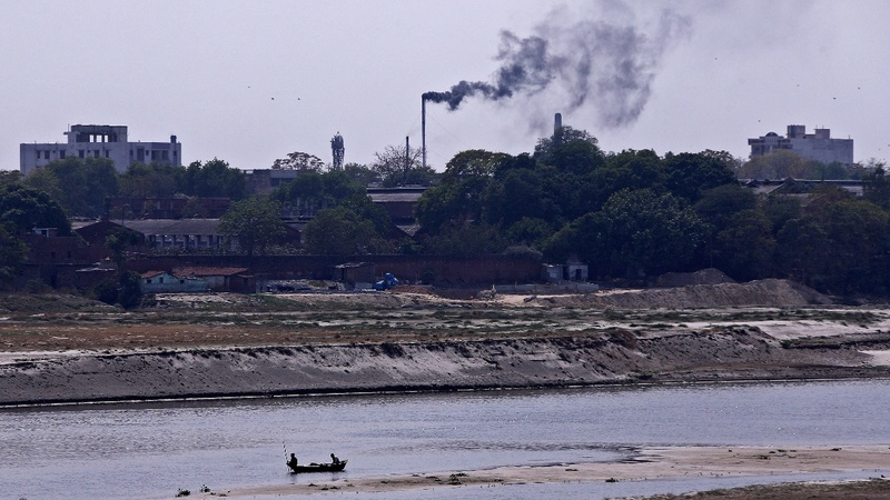 Indian city struggles with 'world's worst air'