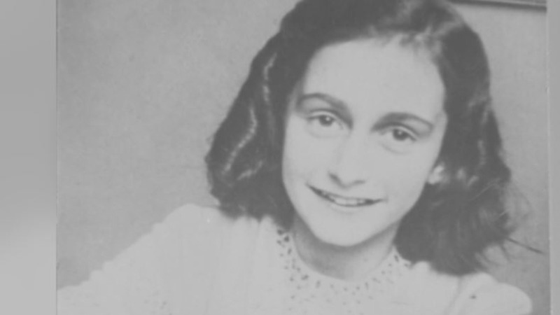 Anne Frank's diary hid pages of jokes, sex ed