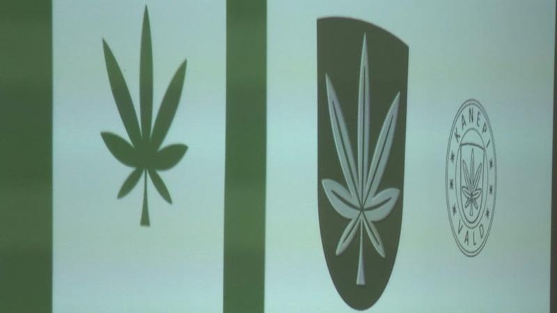 Online poll authorizes cannabis flag in Estonia
