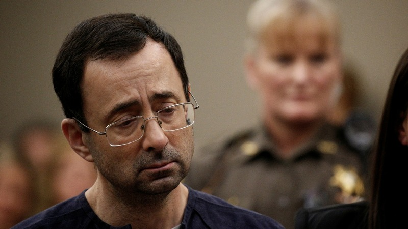 Michigan State to pay $500 million to Nassar victims