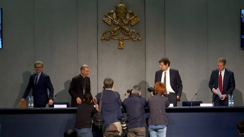 Vatican says markets need infusion of ethics