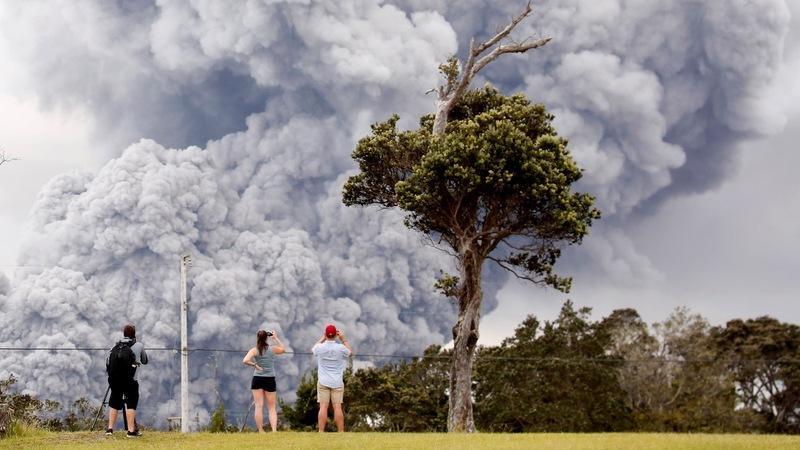 Hawaii's Big Island rocked by new eruption