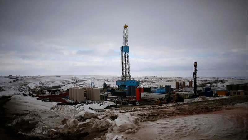 U.S. oil firms look beyond shale