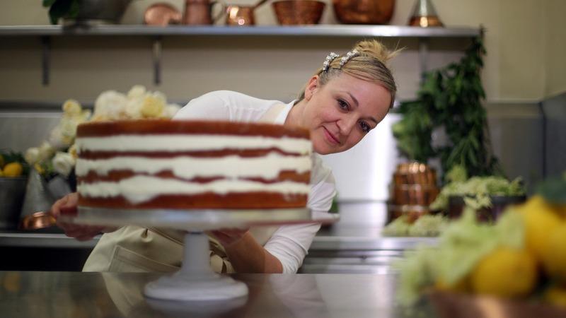 INSIGHT: Preparing the royal wedding cake