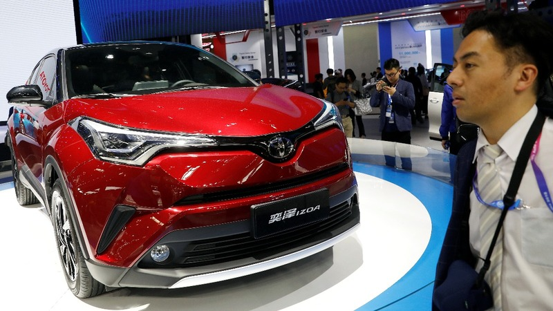 Exclusive: Toyota's unexpected China E.V. plans