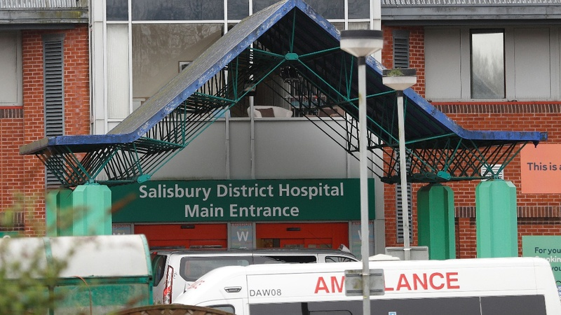 Sergei Skripal discharged from UK hospital