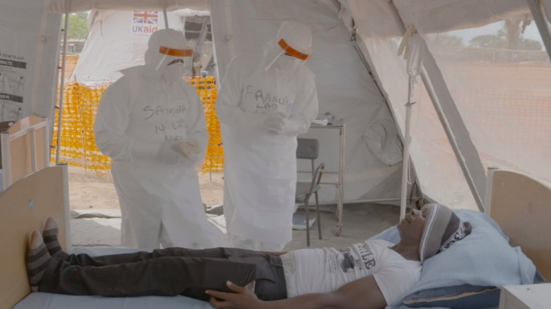 INSIGHT: Sierra Leone tests Ebola preparedness