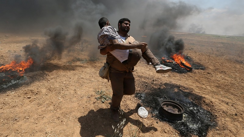 Israel vilified at U.N. body over Gaza killings