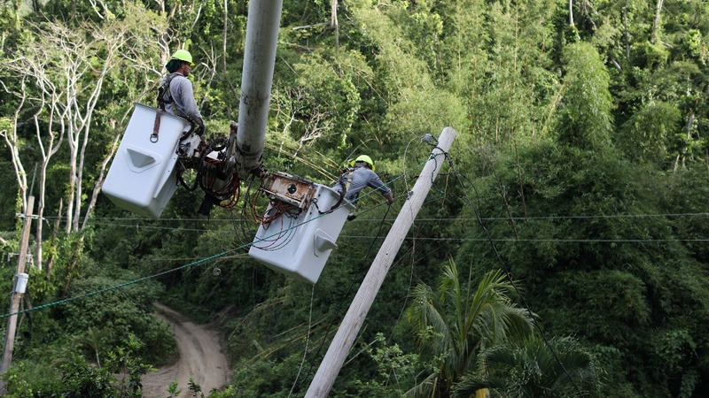 Puerto Rico power grid braces for hurricane season