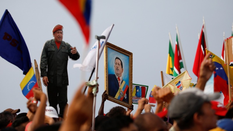 'Chavistas' stay loyal to Maduro despite Venezuela's woes