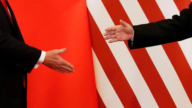 US-China trade talks end with hints of progress