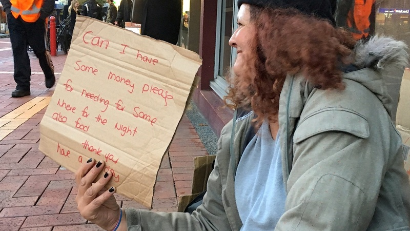 Left behind: New Zealand's homeless crisis