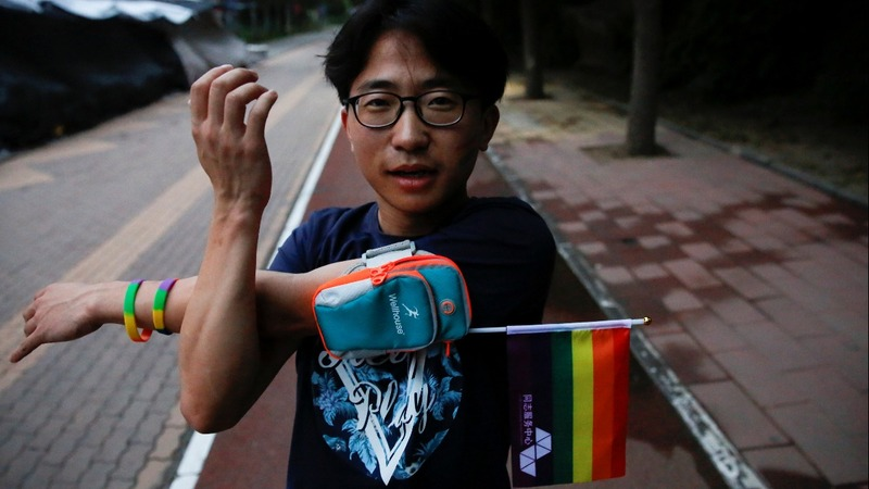 China's LGBT community learns to tread carefully