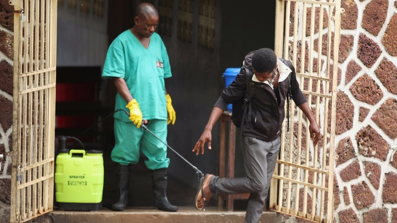Ebola is back in DRC - but the outlook is hopeful