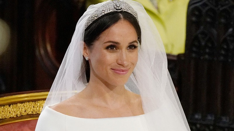 Meghan Markle puts a royal stamp on the monarchy