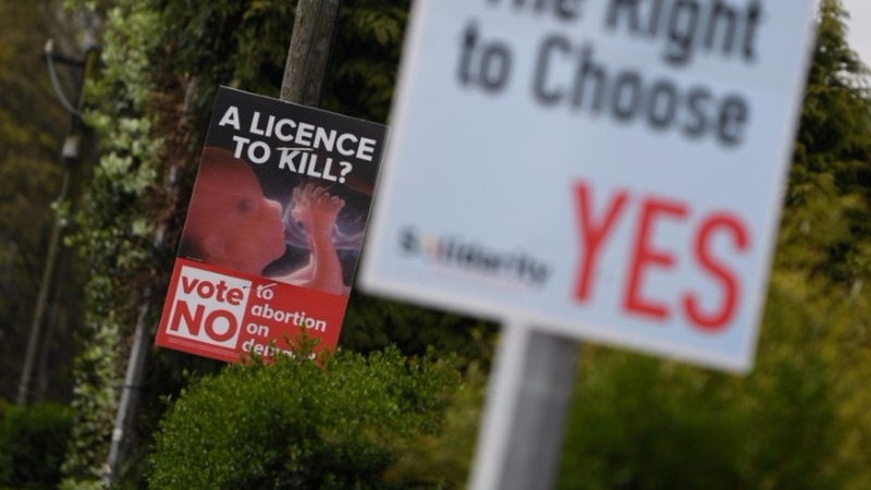 Ireland gears up for abortion vote