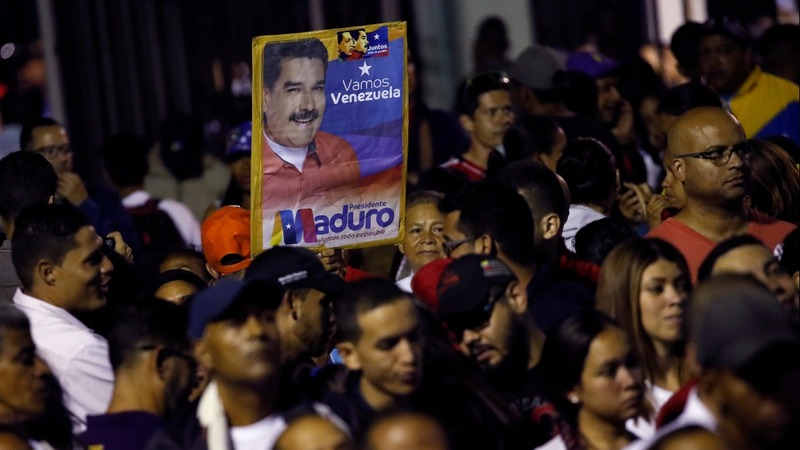 Venezuela's Maduro faces fresh sanctions after reelection