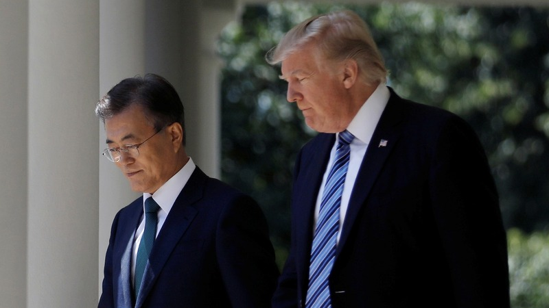 Trump casts doubt on summit with Kim Jong Un