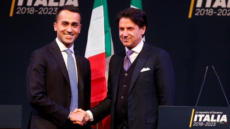 Unknown academic proposed as Italy's new PM