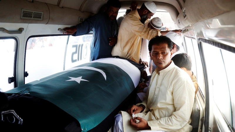 Pakistani family mourns girl killed in Texas shooting