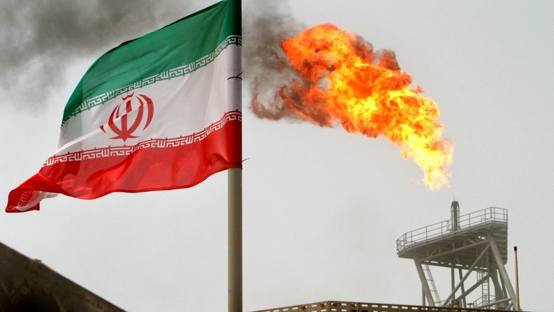 Iran slams U.S. sanctions push