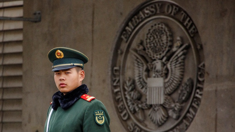 U.S. sends alert after 'abnormal' injury in China
