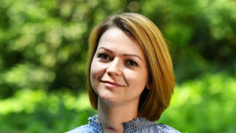 EXCLUSIVE: Yulia Skripal speaks about poisoning