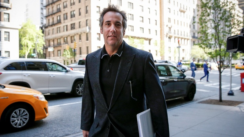 Ukraine paid Cohen for Trump meeting: report